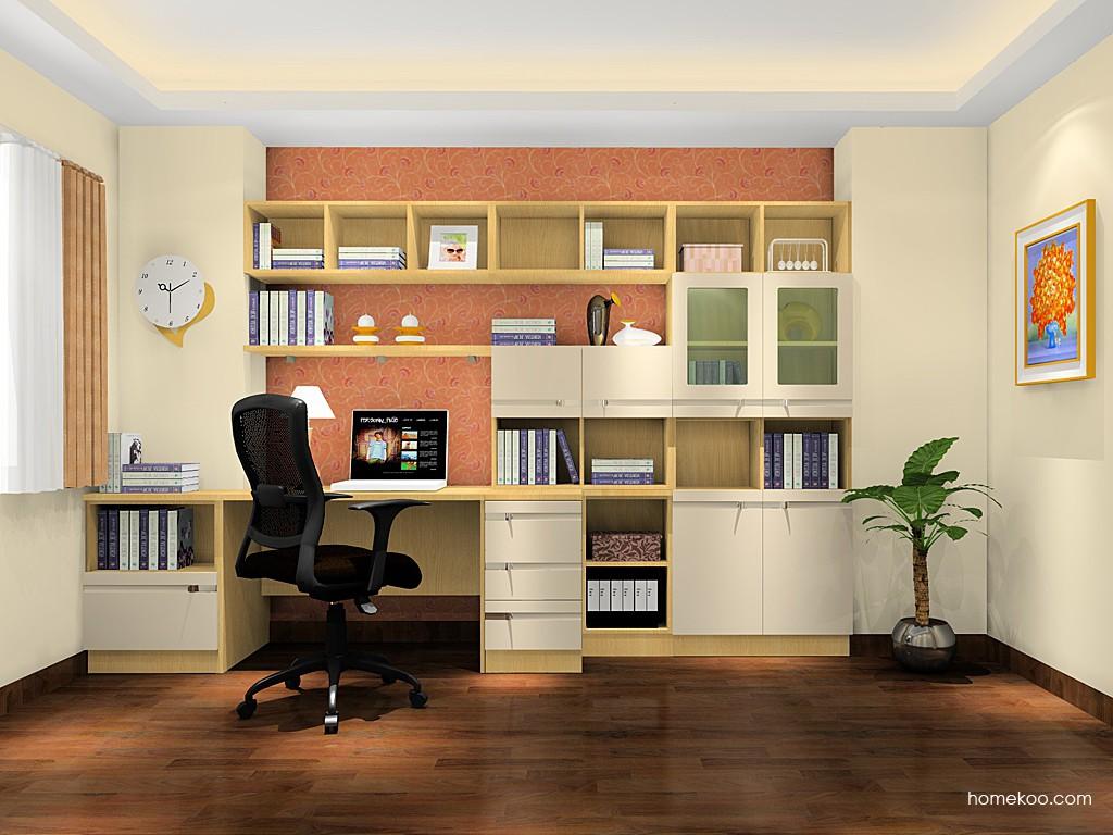 丹麦本色II书房家具C18268