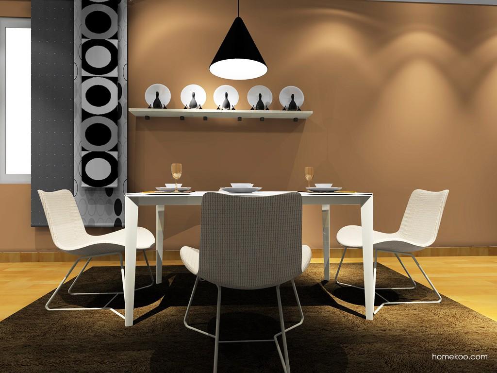 简约主义餐厅家具E16839
