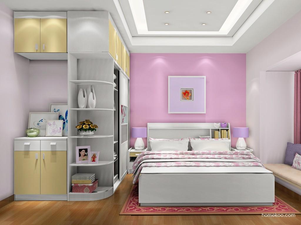 新实用主义卧房家具A18017