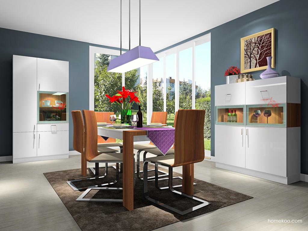 新实用主义餐厅家具E16842