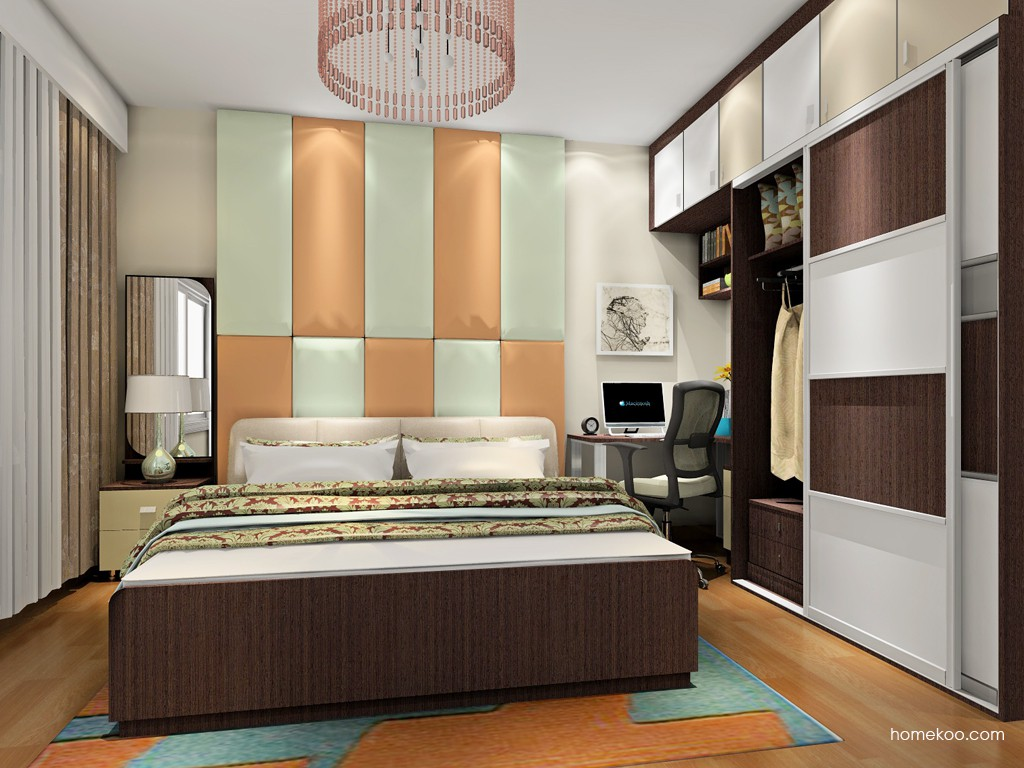 新实用主义卧房家具A18020
