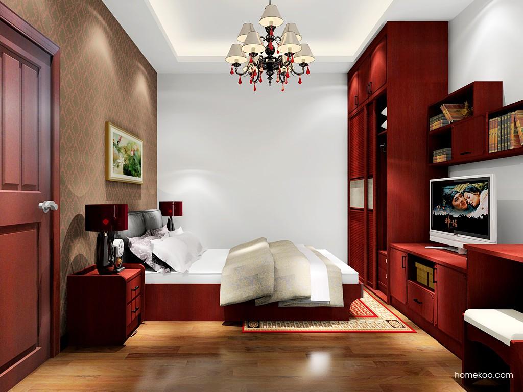 中国韵卧房家具A18027
