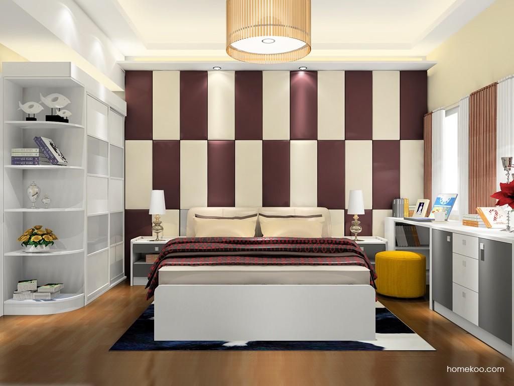 简约主义卧房家具A18037