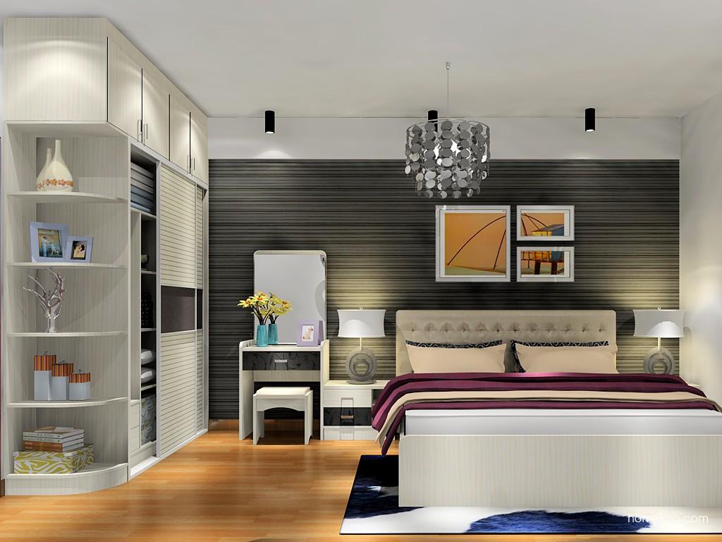 米兰剪影卧房家具A18038