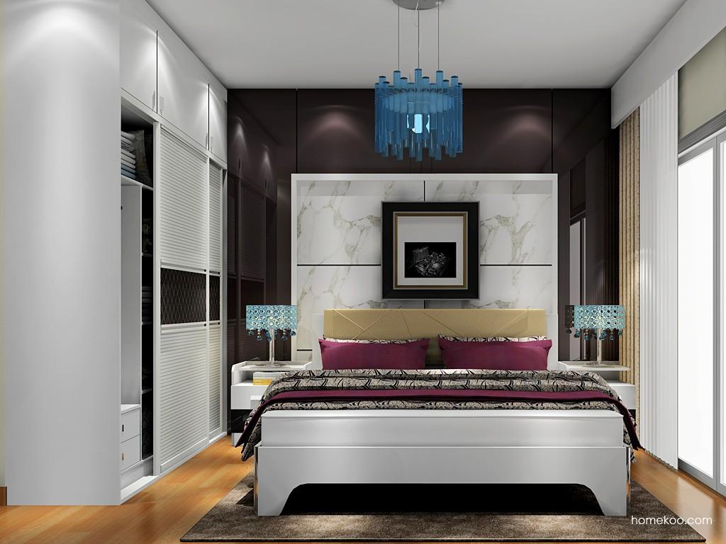 新实用主义卧房家具A18040