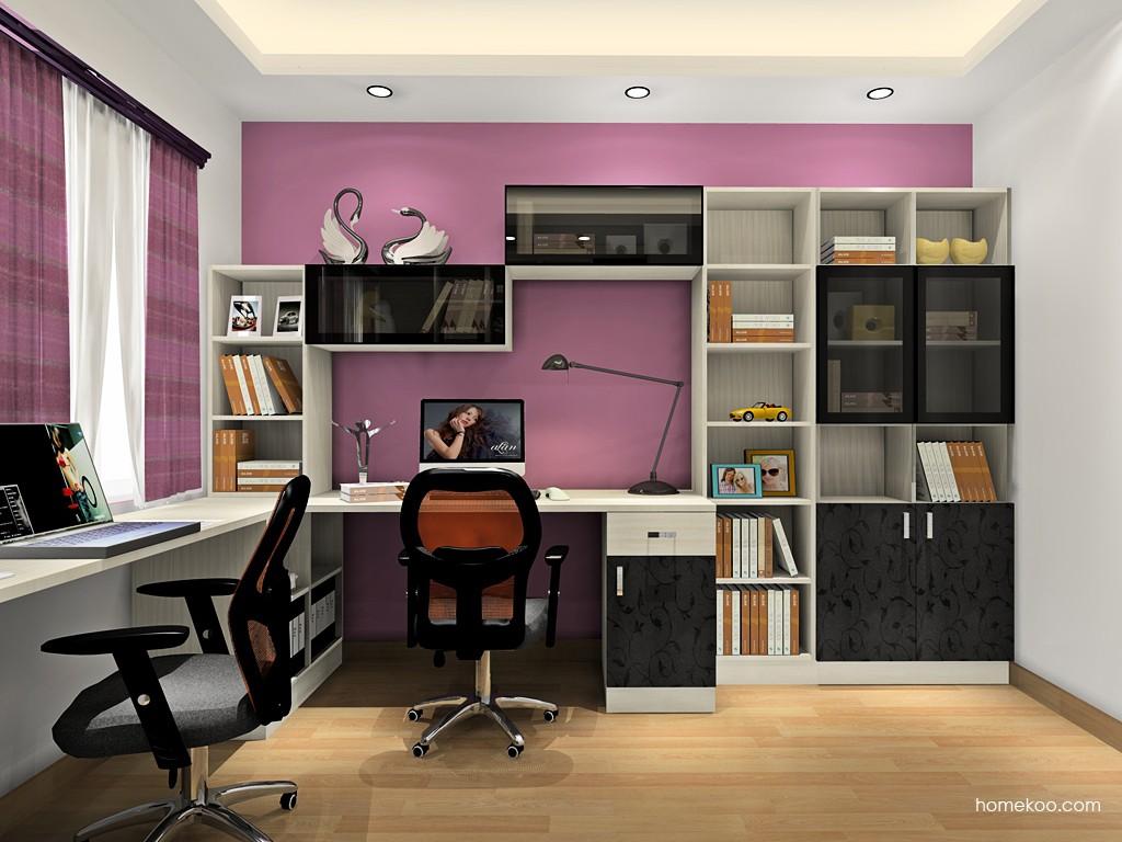 新实用主义书房家具C18338