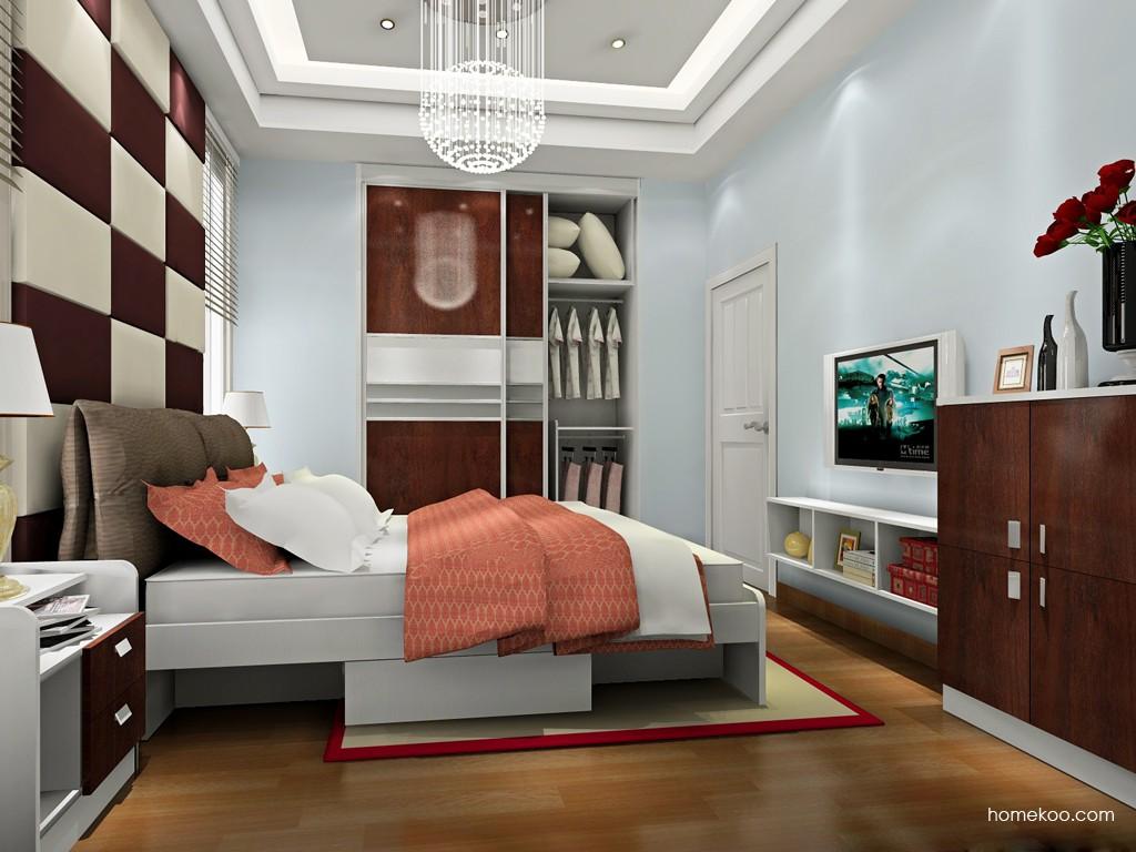 新实用主义卧房家具A18042