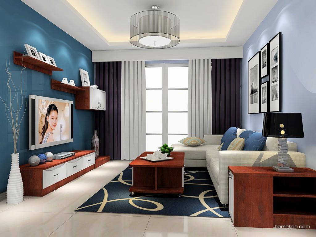 挪威月色客厅家具D16849