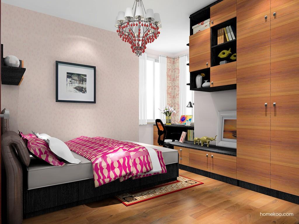 德国森林卧房家具A18048