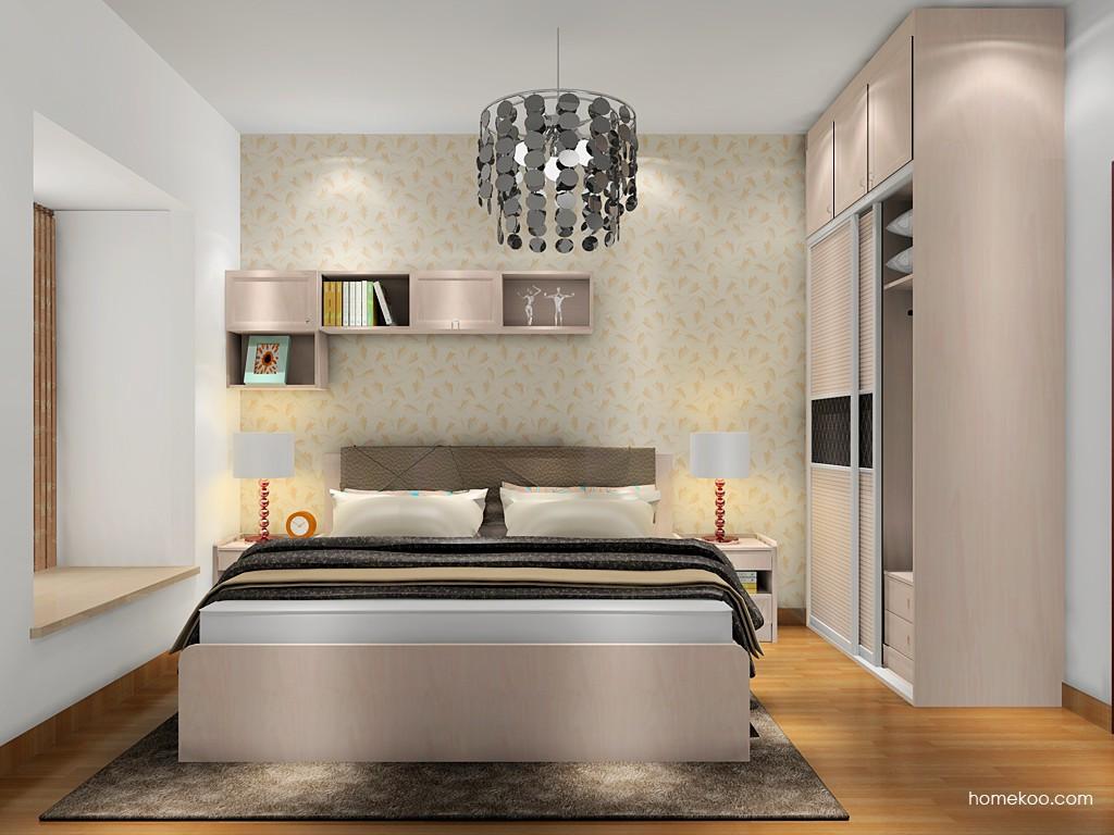 北欧阳光卧房家具A18061