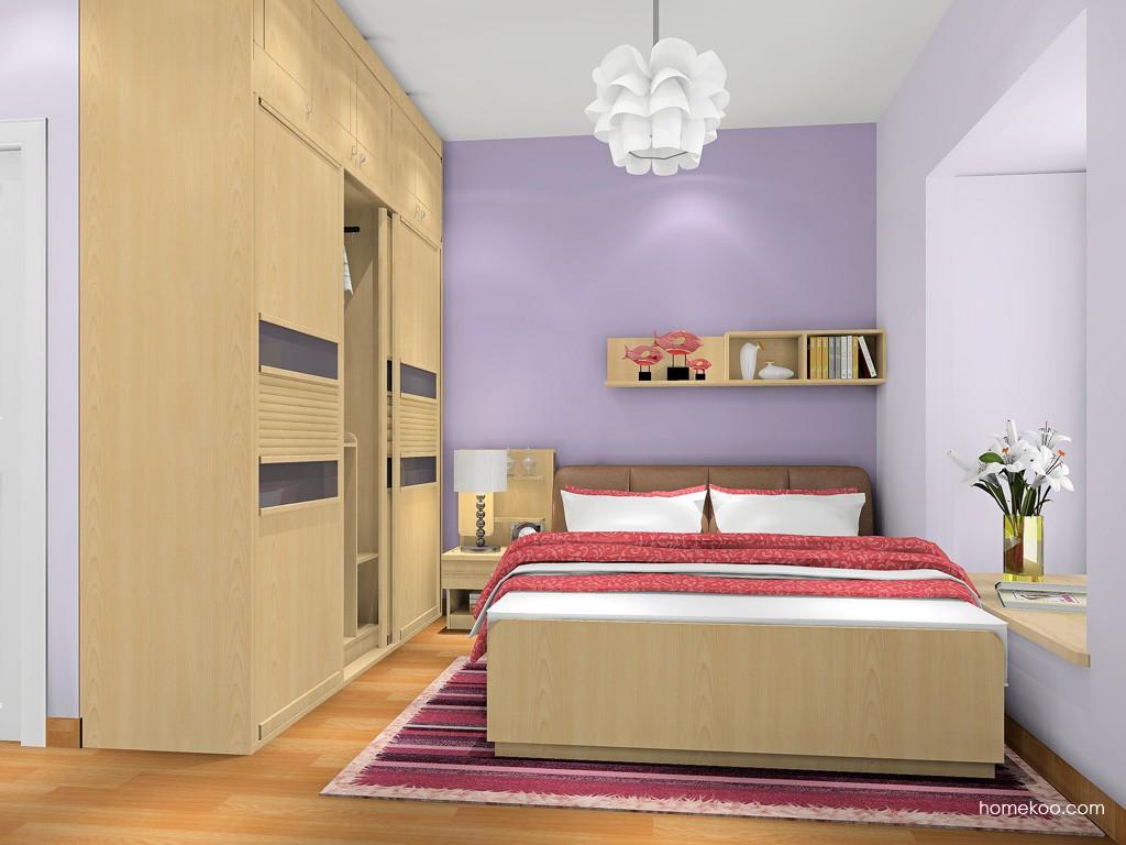 北美枫情家具A18065