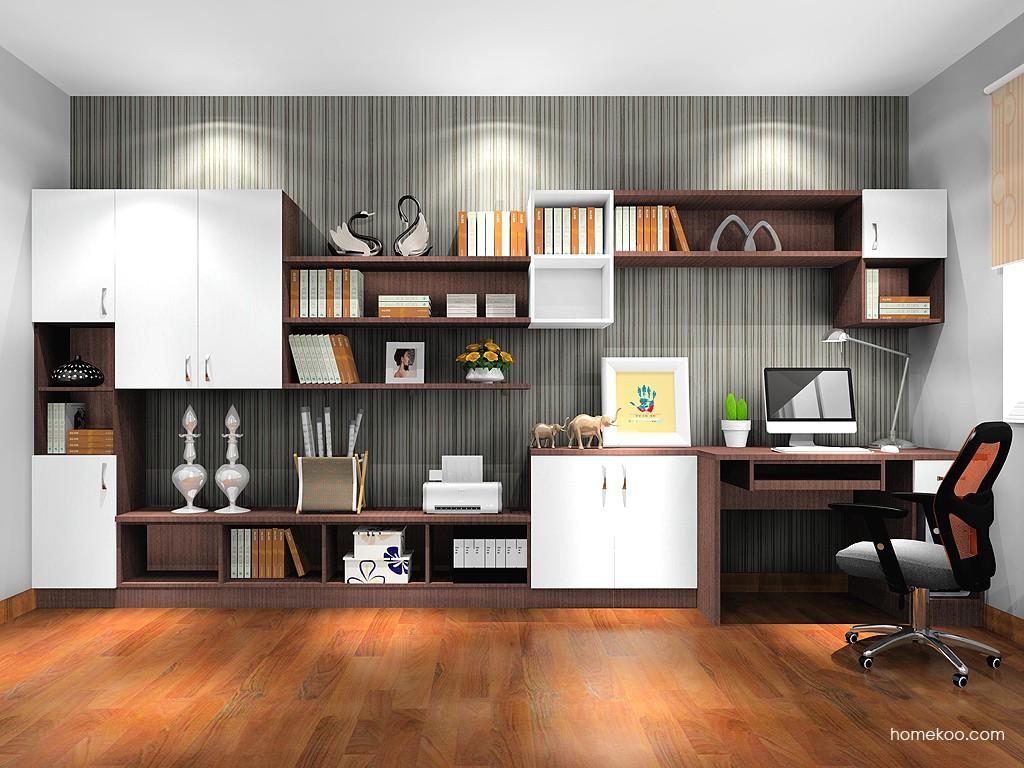 新实用主义书房家具C18388