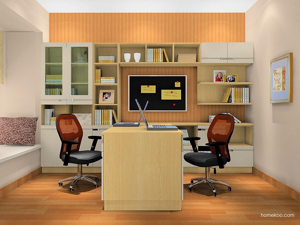 丹麦本色II书房家具C18393