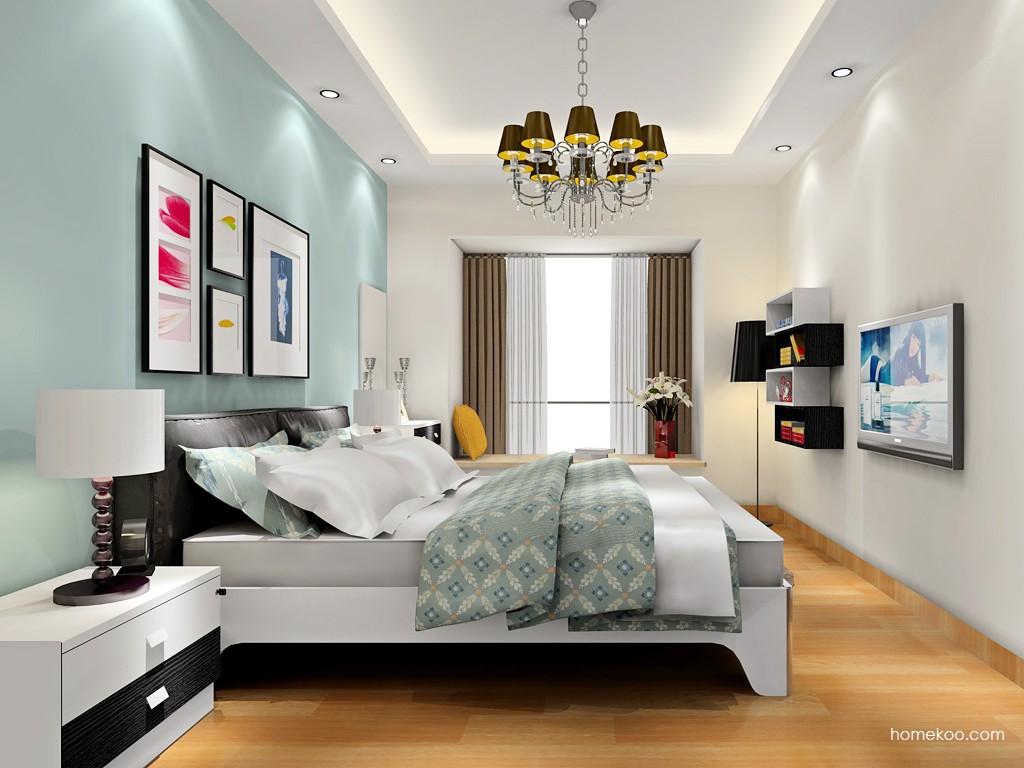 简约主义卧房家具A18076
