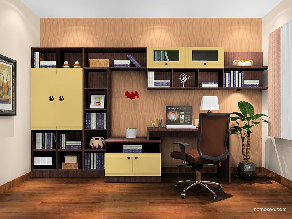 卡罗摩卡书房家具C18399