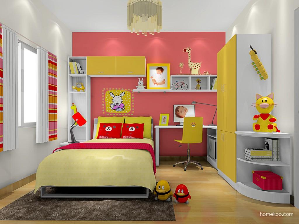 女孩的梦青少年房B17780