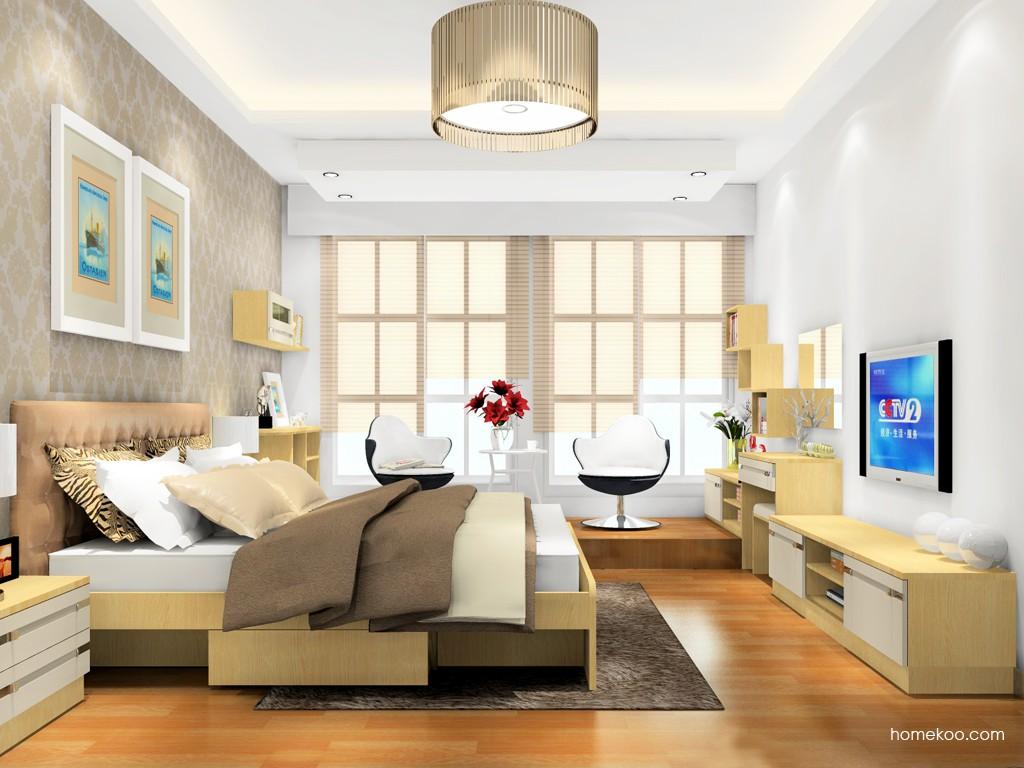 丹麦本色II卧房家具A18087