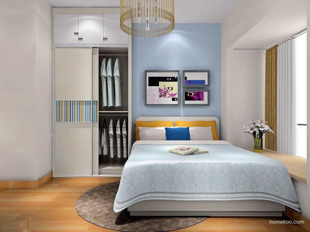 首尔之缤卧房家具A18093