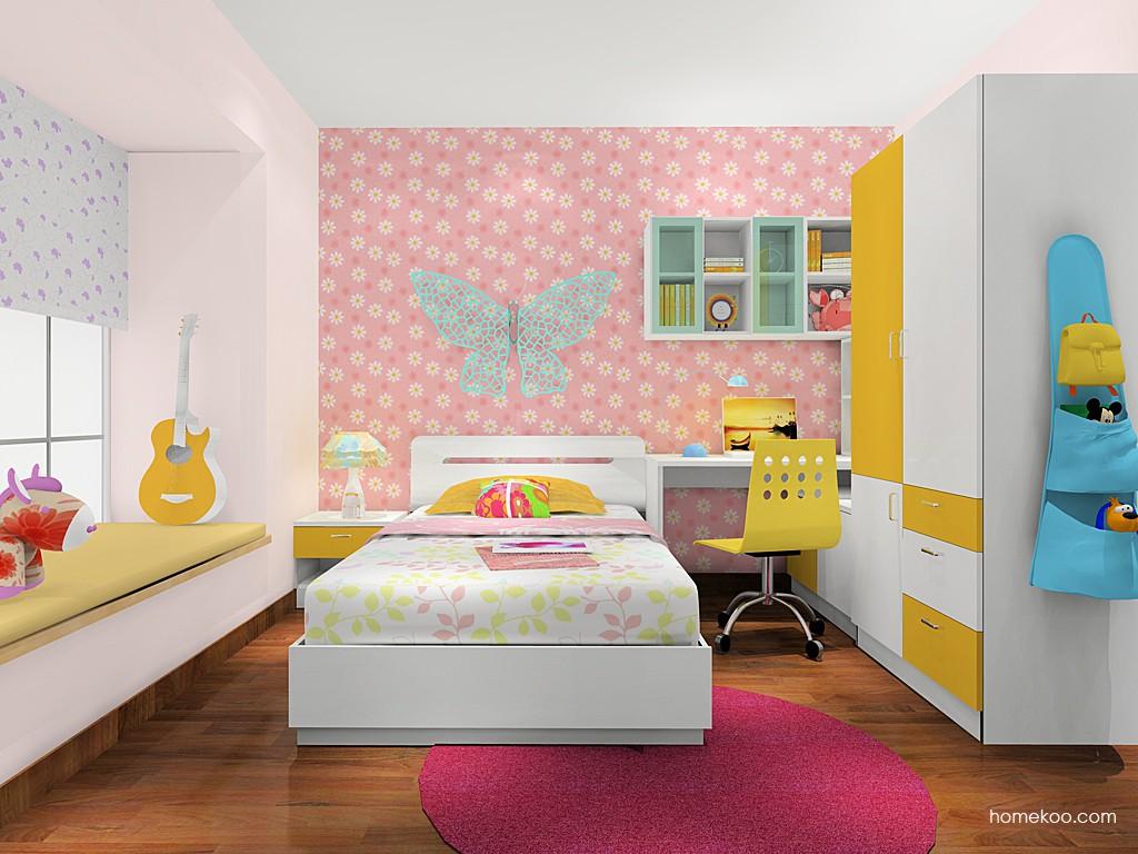 女孩的梦青少年房B17786
