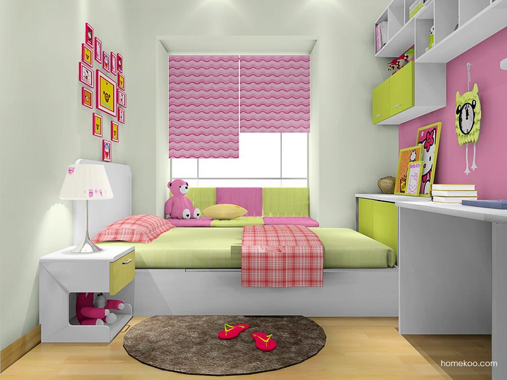 女孩的梦青少年房B17787
