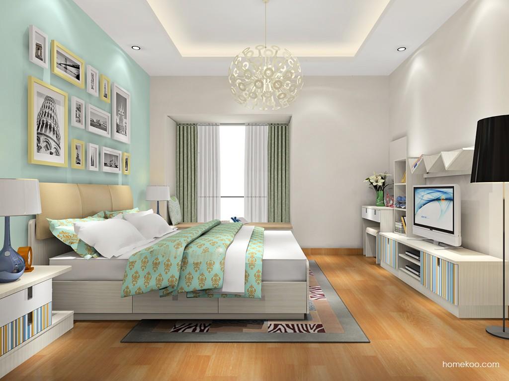 首尔之缤卧房家具A18113