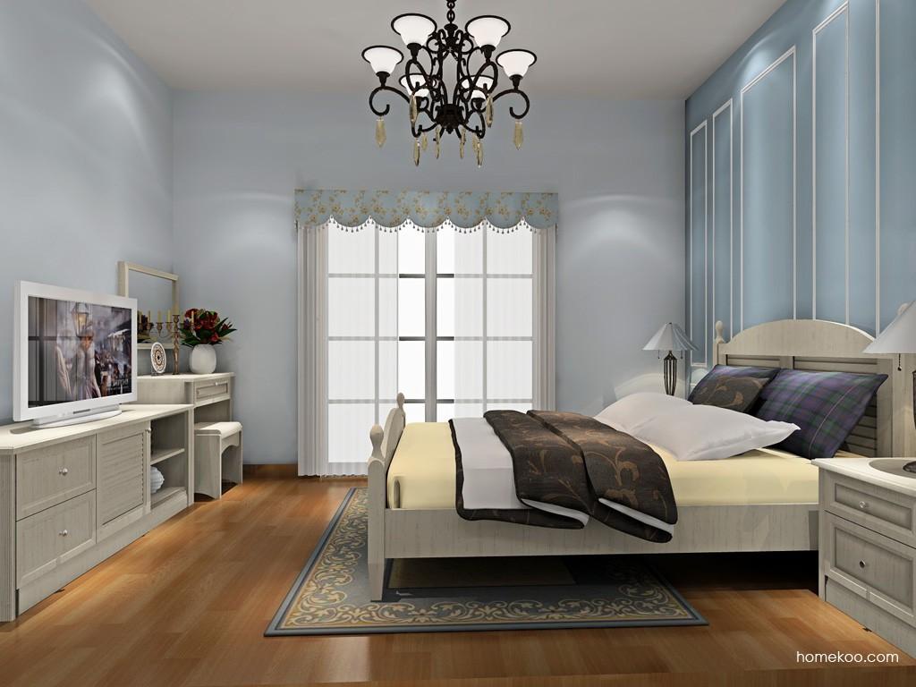 英伦印象卧房家具A18130