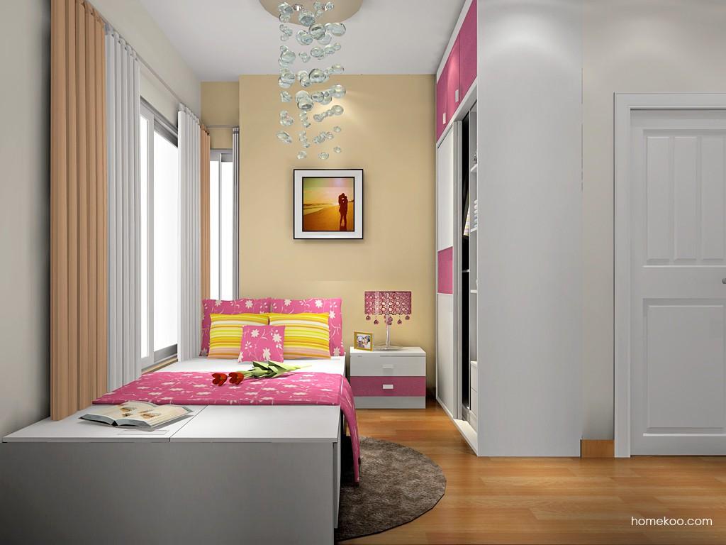 浪漫主义卧房家具A18136