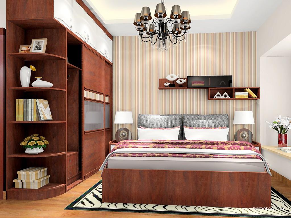 挪威月色卧房家具A18137