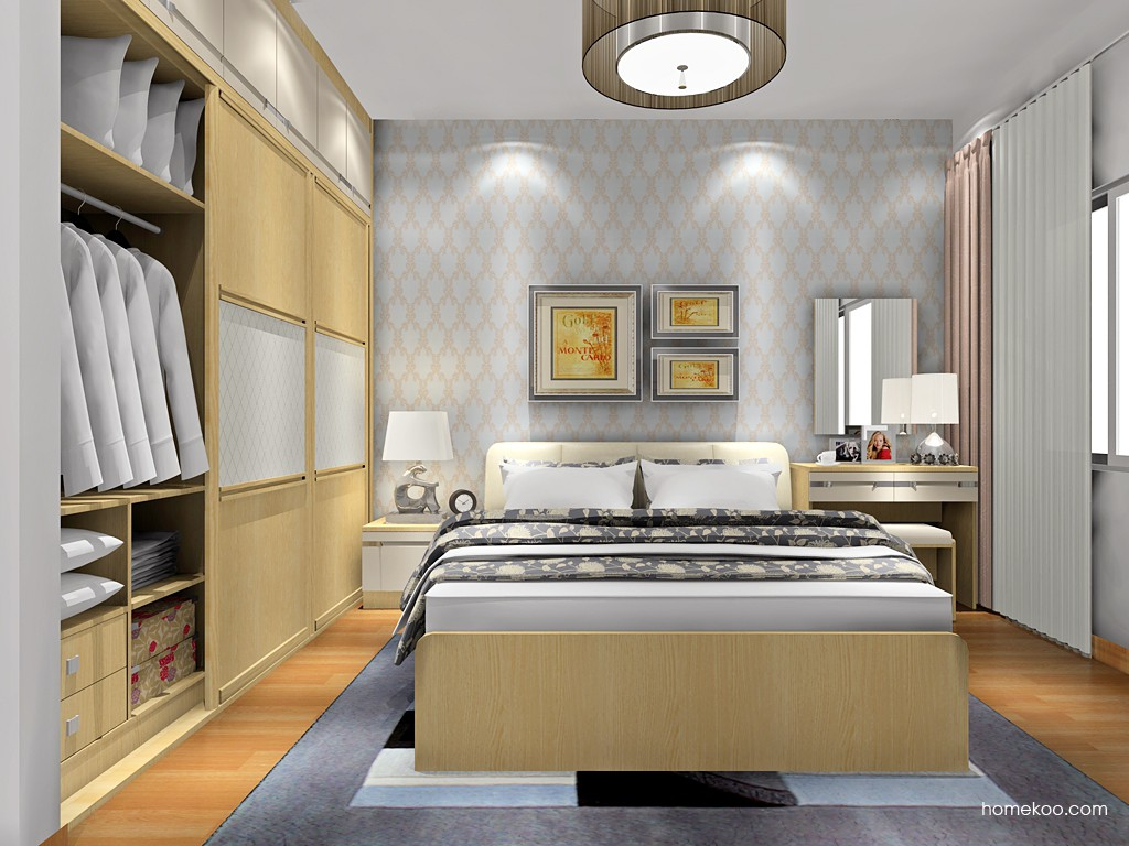 丹麦本色II卧房家具A18139