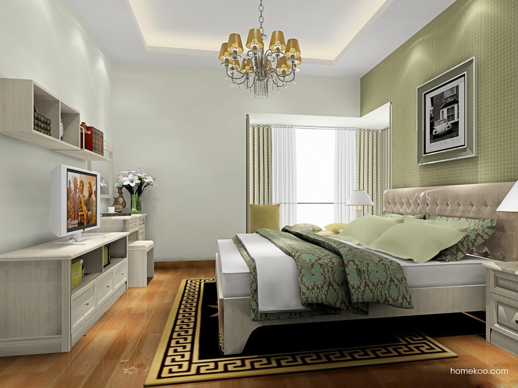 英伦印象卧房家具A18153