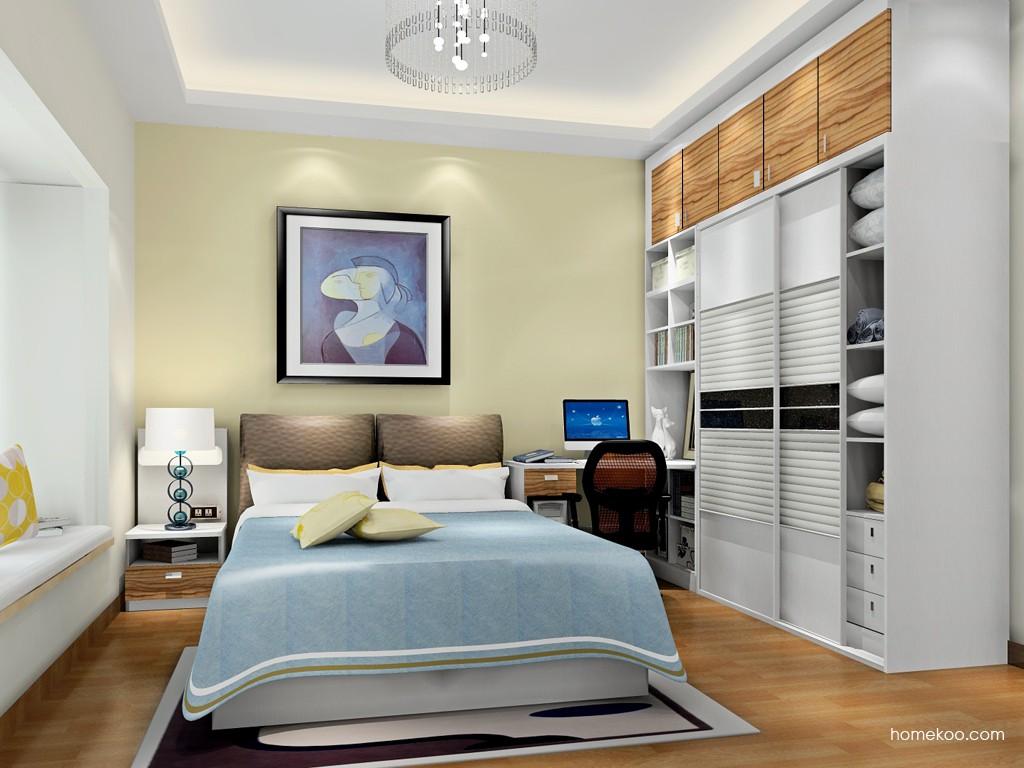 新实用主义卧房家具A18160