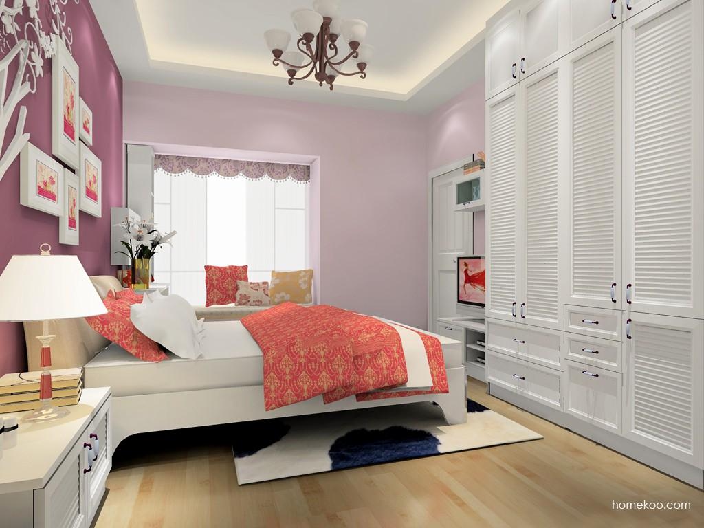 韩式田园卧房家具A18161