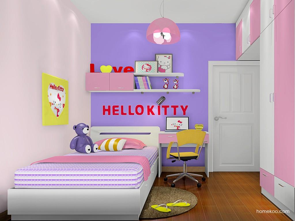 女孩的梦青少年房B17847