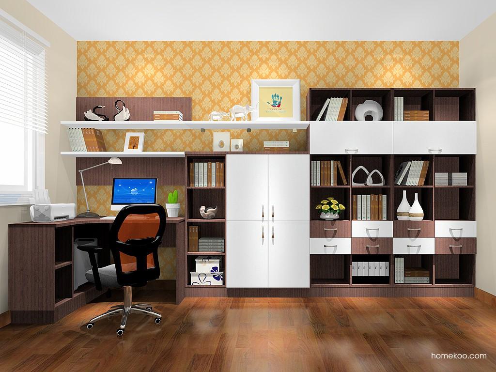 新实用主义书房家具C18451