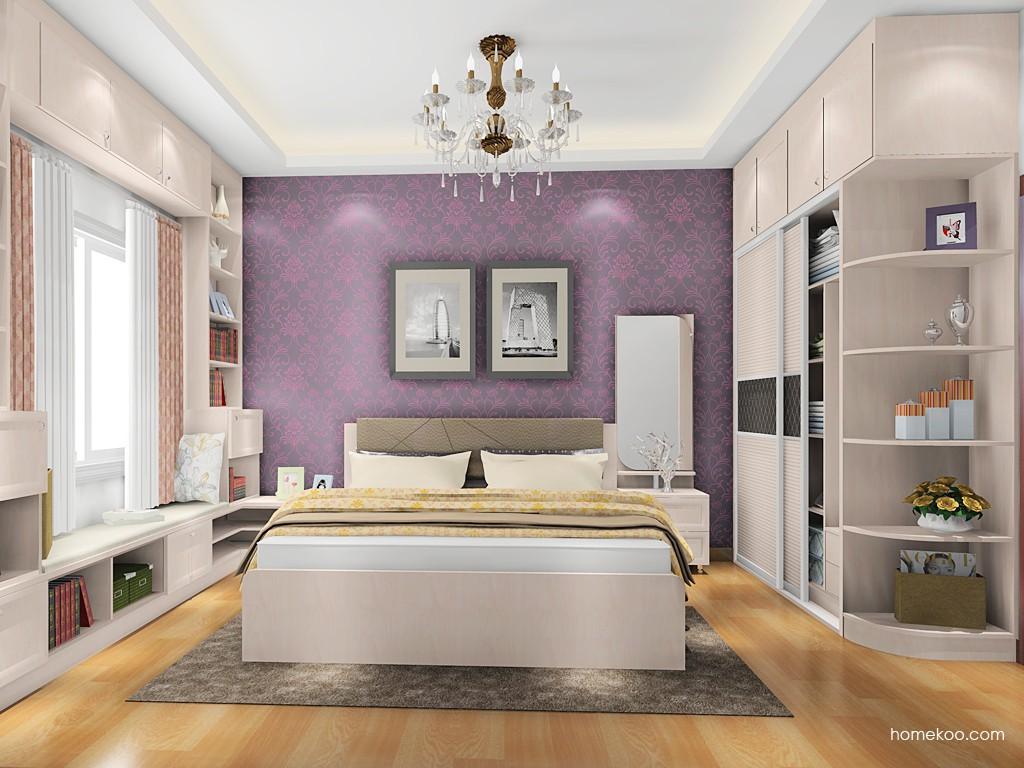 北欧阳光卧房家具A18171