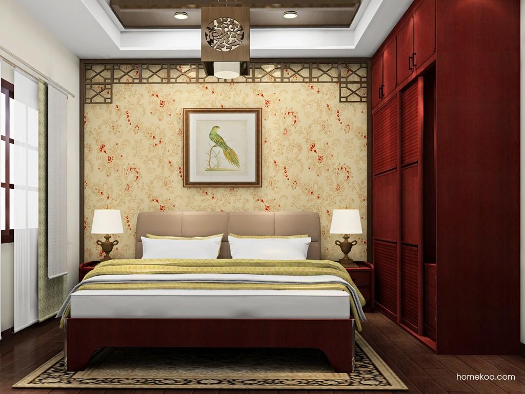 中国韵卧房家具A18174