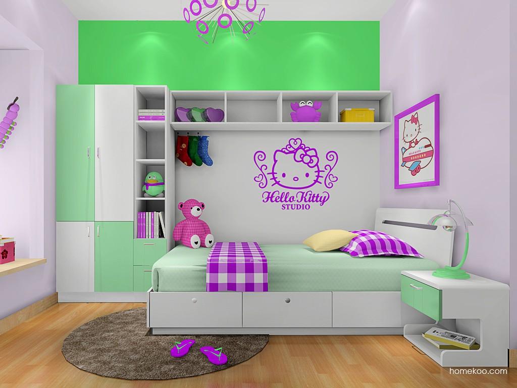 女孩的梦青少年房B17857
