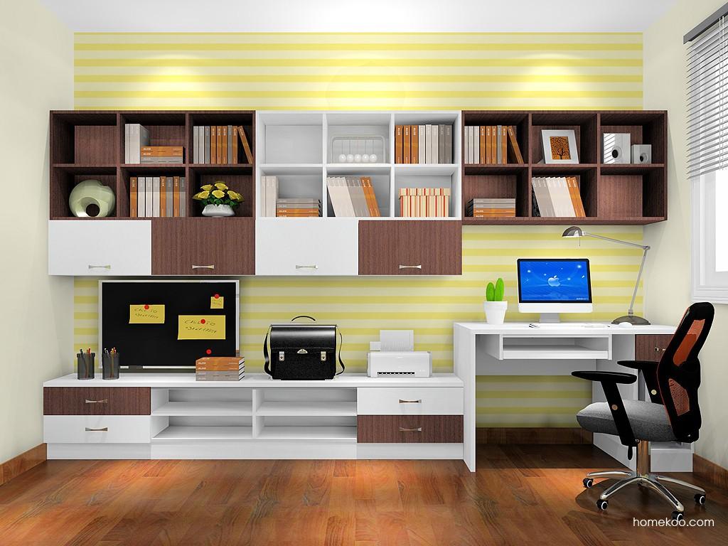 新实用主义书房家具C18470
