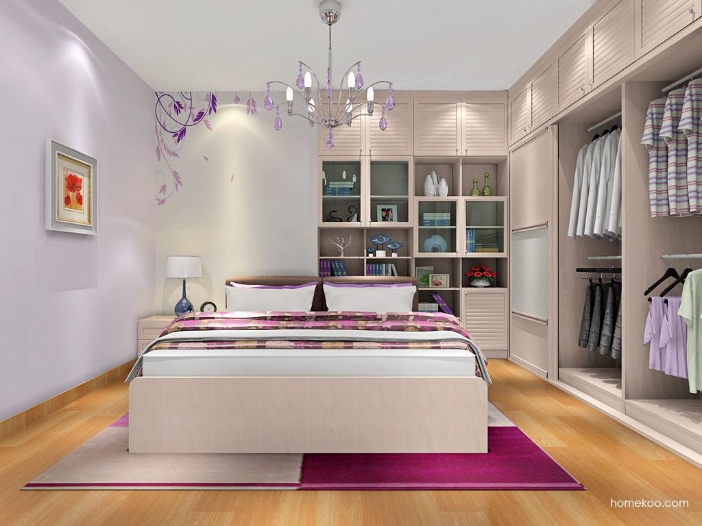 北欧阳光卧房家具A18181
