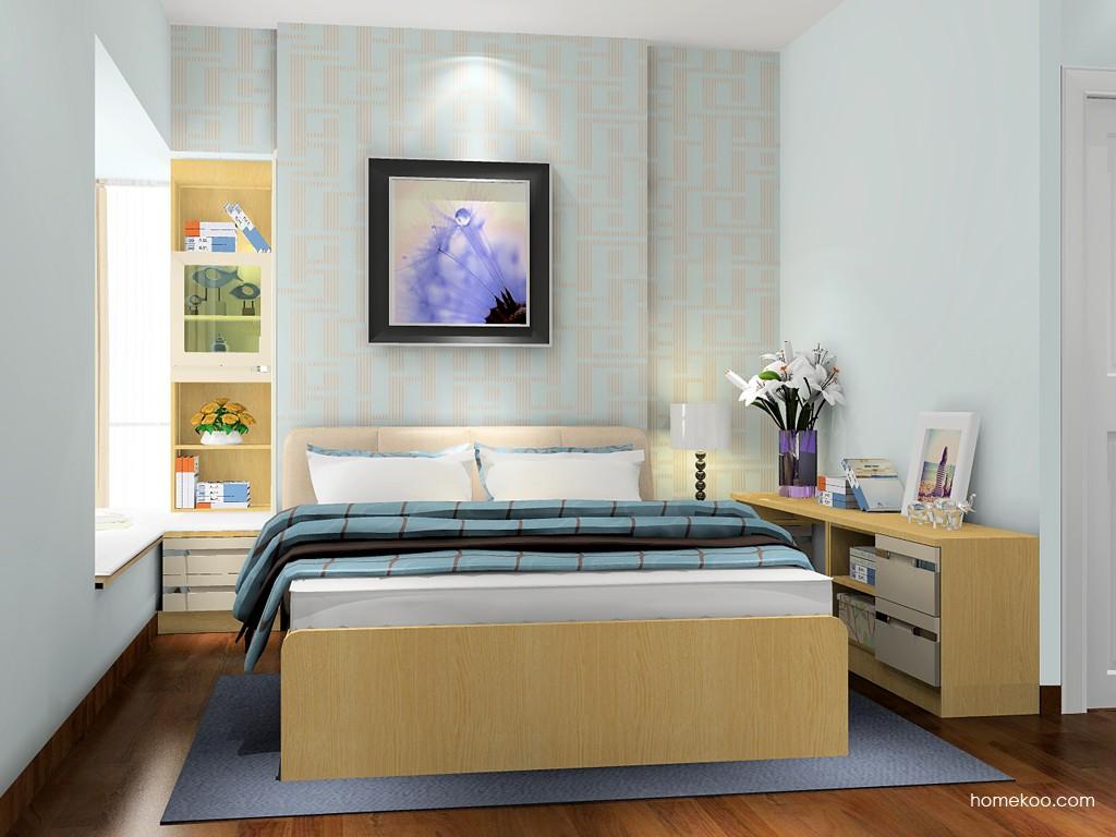 丹麦本色II卧房家具A18183