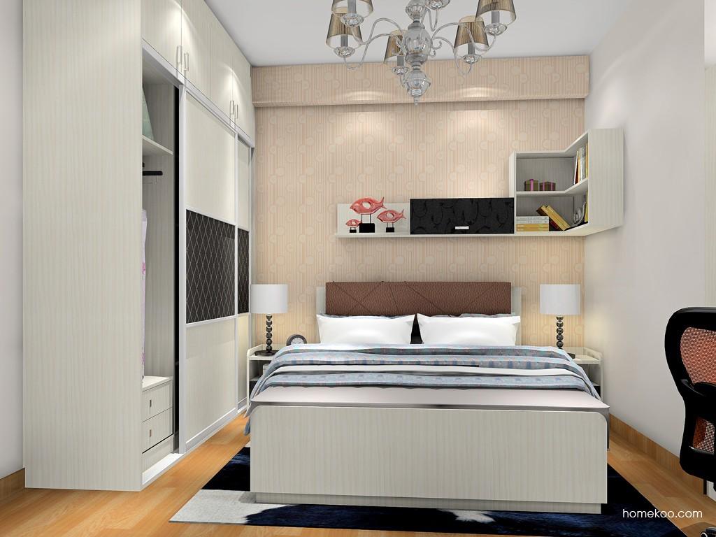 米兰剪影卧房家具A18184