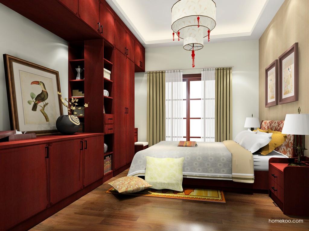 中国韵卧房家具A18191