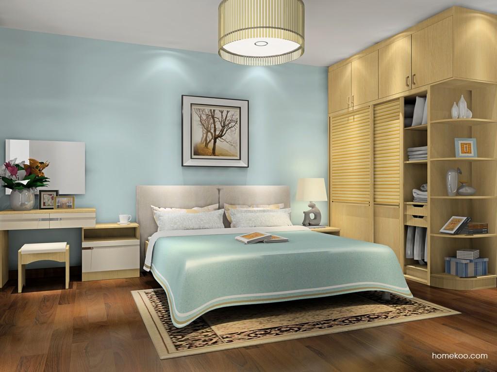 丹麦本色II卧房家具A18195