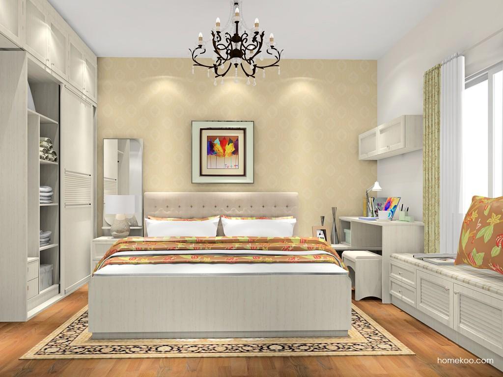英伦印象卧房家具A18202