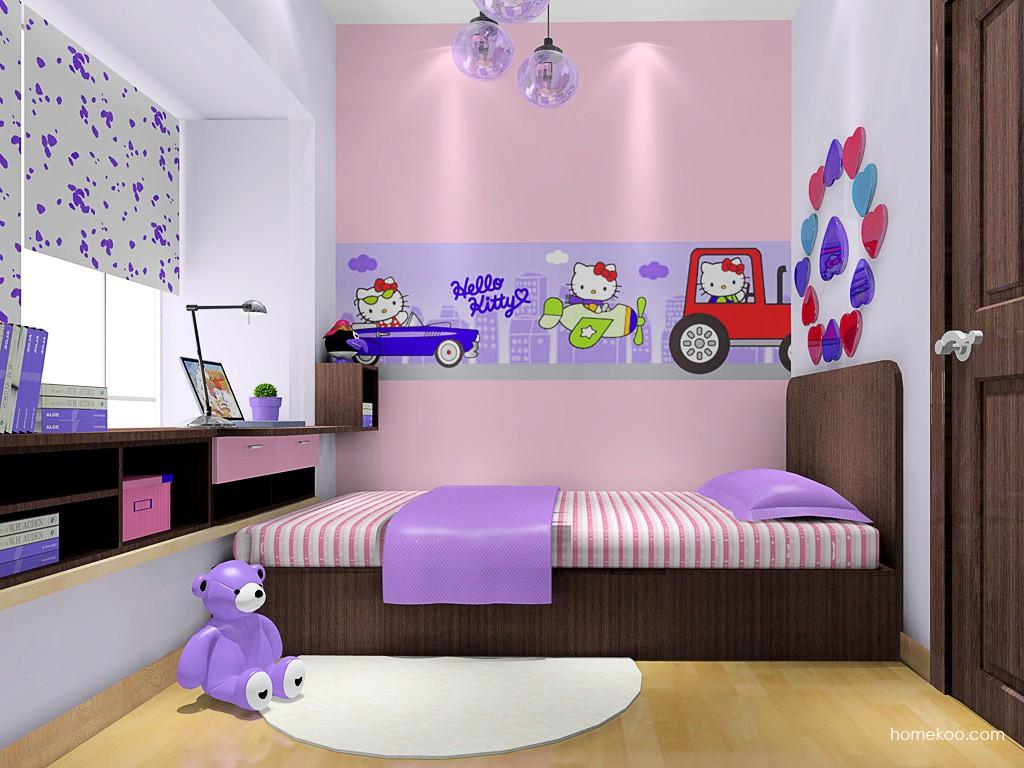 女孩的梦青少年房B17880