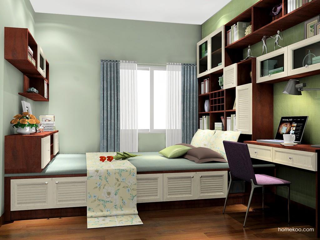 新实用主义卧房家具A18206
