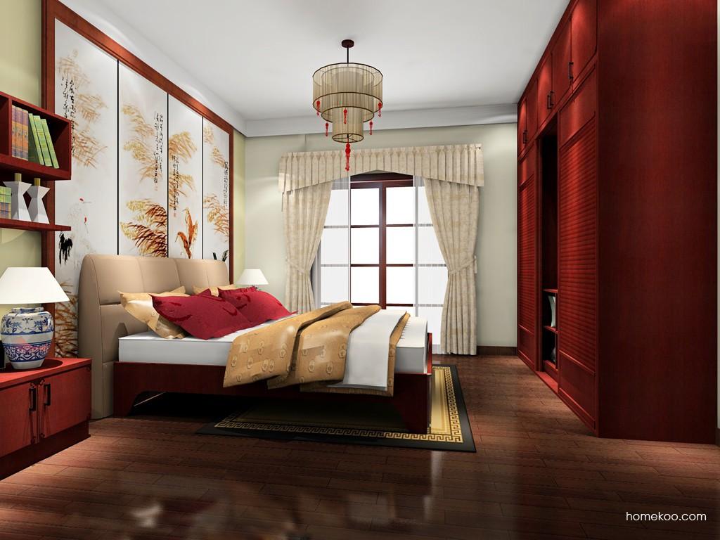 中国韵卧房家具A18208
