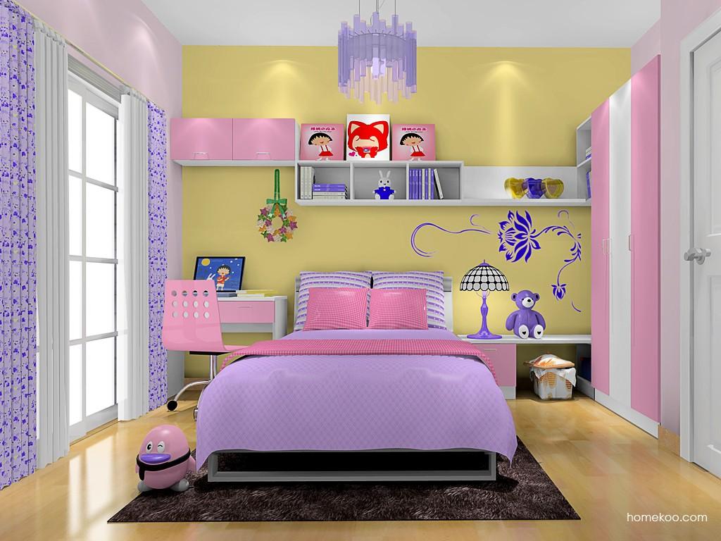 女孩的梦青少年房B17887