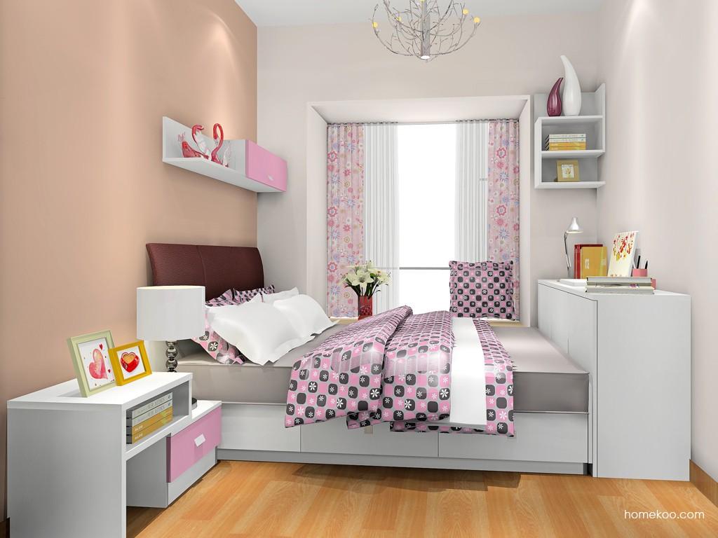 浪漫主义卧房家具A18223