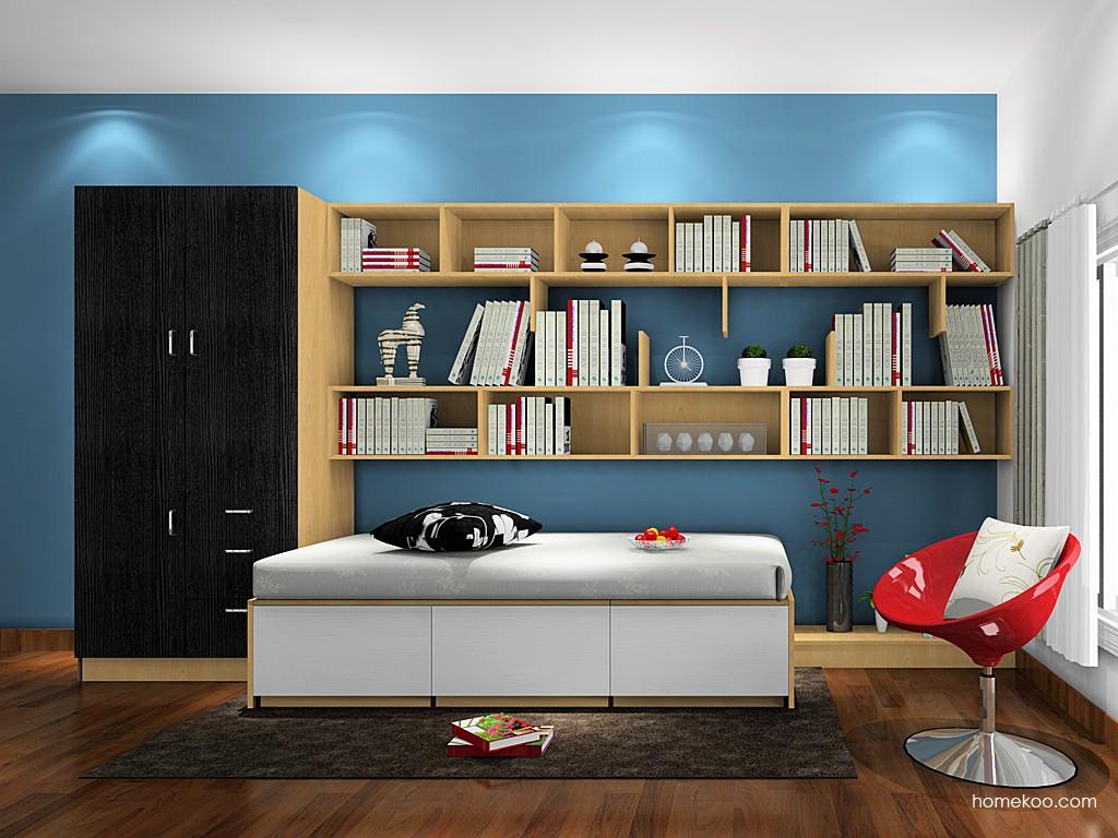 新实用主义书房家具C18522